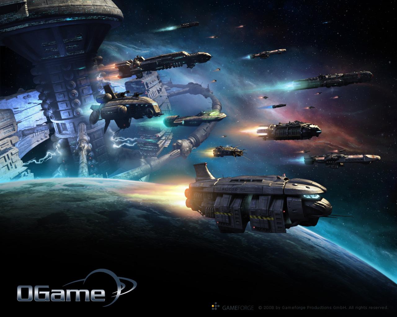 juego online como ogame: